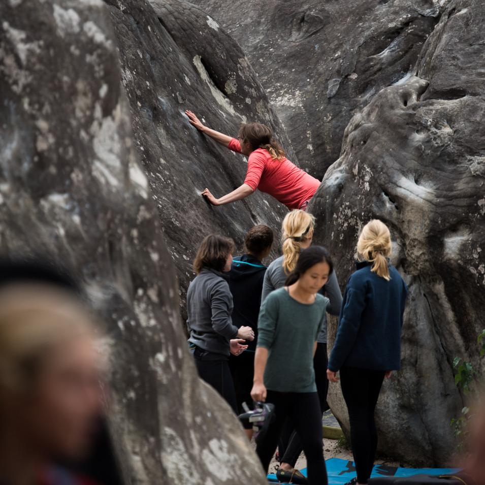 Climbing at l'Elephant 4 | twoseconds.de