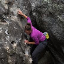 Climbing at l'Elephant 3   twoseconds.de
