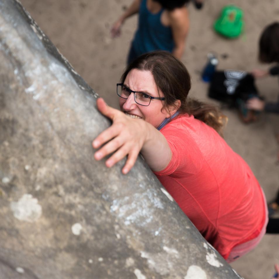 Climbing at l'Elephant 1 | twoseconds.de