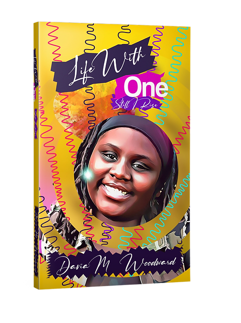 Life With One by Davia Morgan Woodward