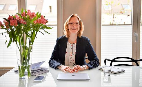 Barbara Quentin ist Expertin für die Vereinbarkeit von Beruf und Familie