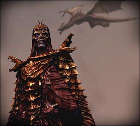 Culto do Dragão | acervoelderscrolls