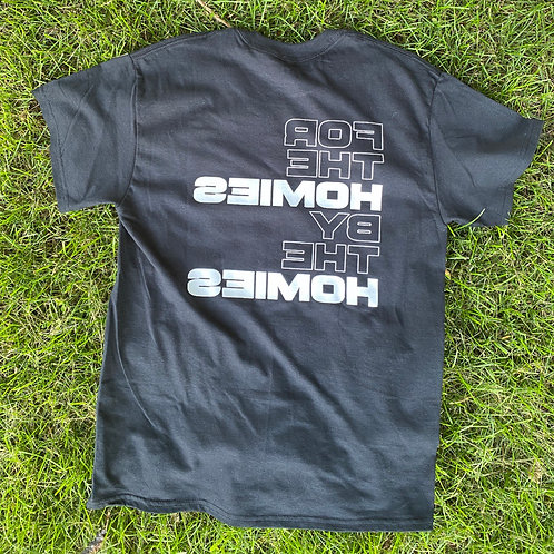 For The Homies Tee - Black