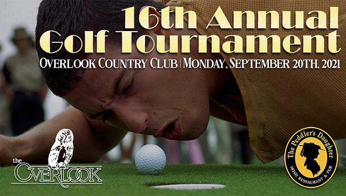 16th Annual Golf Tournament