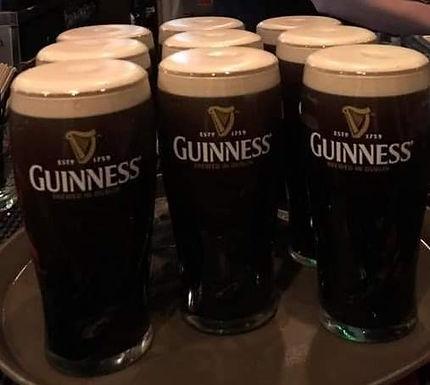 Annual Guinness Beer Dinner