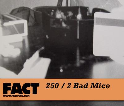 FACT Mix 250: 2 Bad Mice (2011)