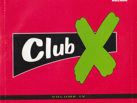 Club X - Volume IV (1998)