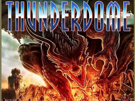 Thunderdome - Lacerated By The Maw Of Destruction (2019)