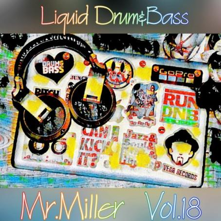 Liquid Drum And Bass Mix # 18 (2020)