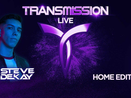 Steve Dekay - Transmission Live (Home Edition) (2020)