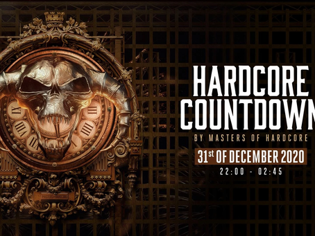 Hardcore Countdown by Masters of Hardcore | Angerfist (2020)