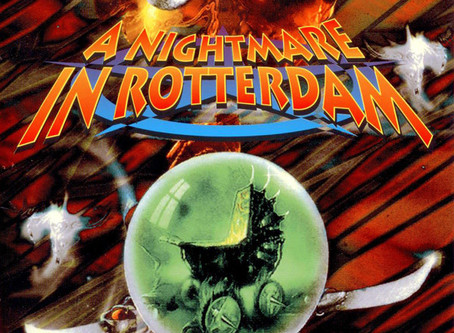 A Nightmare In Rotterdam 7 - The Ultimate Hardcore Compilation (1996)