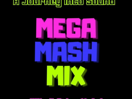 Journey Into Sound: Mega Mash Mix 90's Edition Vol. 1 (2020)