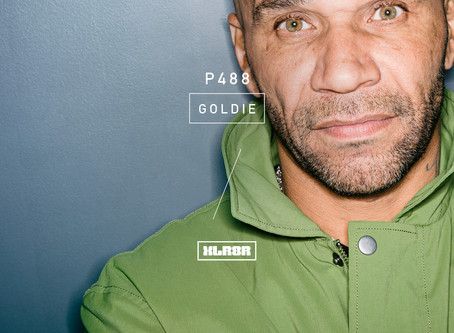 XLR8R Podcast 488: Goldie (2017)