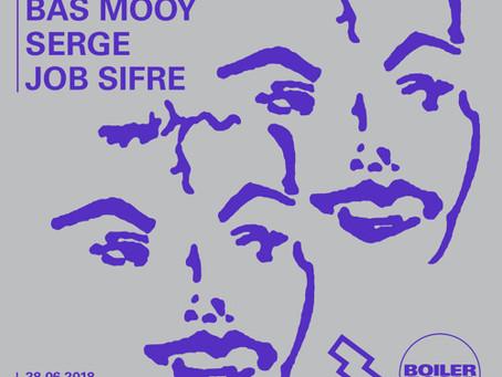 DJ Rush | Boiler Room Rotterdam (2018)