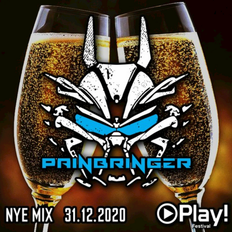 NYE Mix By Painbringer (Play! Festival) (2020)