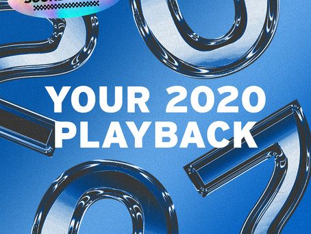Soundcloud - Your 2020 Playback