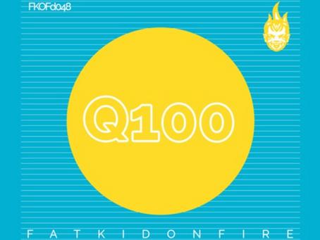 q100 x FatKidOnFire (FKOFd048 Promo) Mix (2020)