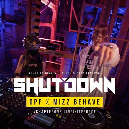 GPF & Mizz Behave @ Shutdown Festival 2020 [Live Recording]