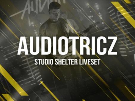 Audiotricz | The Sound of Hardstyle @ Studio Shelter (2020)