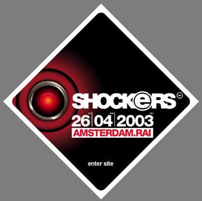 Speedy J - Live @ Shockers 2003