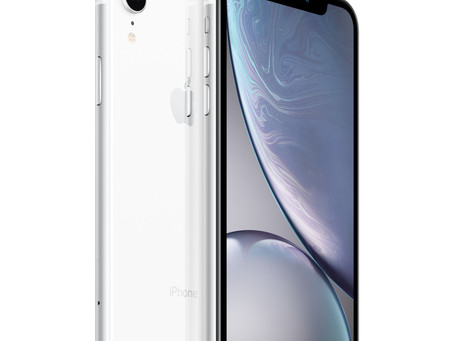 iPhone XR - My First iPhone, certainly not my last one... (2021)