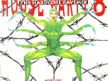 House Party 8 - The Hardcore Ravemix (1993)