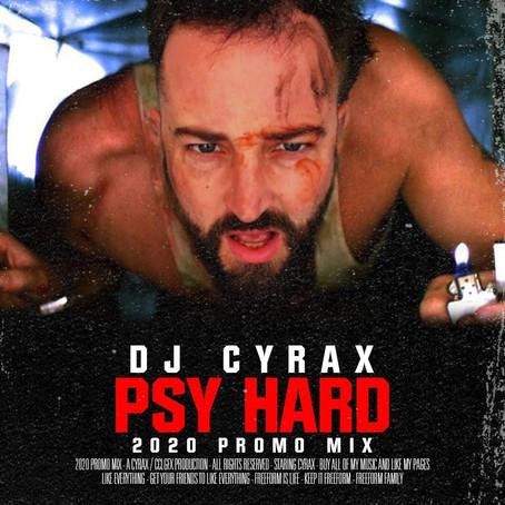 Cyrax - PSY HARD 2020 Promo Mix