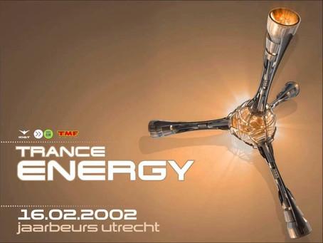 Johan Gielen - Live @ Trance Energy, Jaarbeurs, Utrecht 16.02.2002