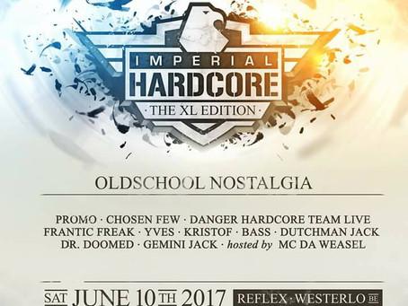 Promo - Vinyl Set @ OSN Oldschool Stage (Imperial XL - June 2017)
