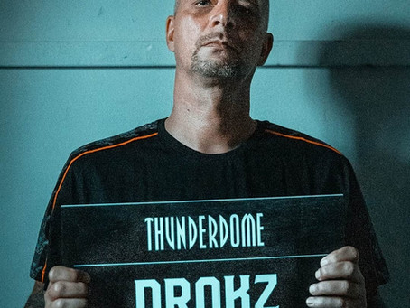 Drokz @ Thunderdome Hardcore Stream (2020)