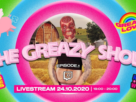 The Greazy Show: Episode 1 (2020)