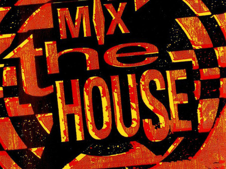 Eugenio (Bass-D) - Mix The House 1 (1992)