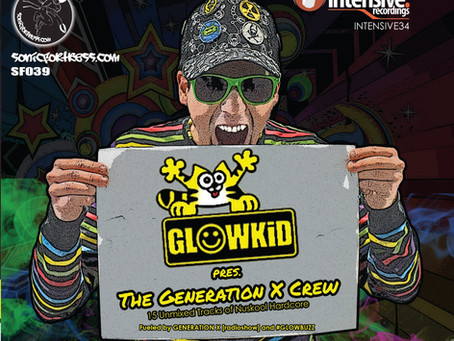 GLOWKiD presents The Generation X Crew (2020)