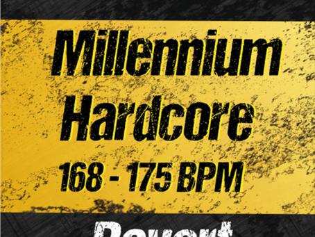 Millennium Hardcore 168 - 175 BPM (Part 3 of 4) (2021)