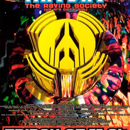 Dano @ Mayday - The Raving Society - 1994