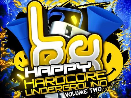 Si Thompson - Happy Hardcore Underground Vol. 2 Mix (2021)