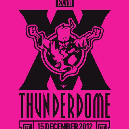 DJ Promo XX-clusive Files Set Live @ Thunderdome 15-12-2012