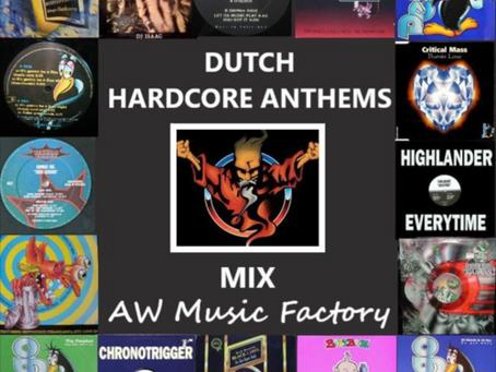 Dutch Hardcore Anthems Mix (2021)