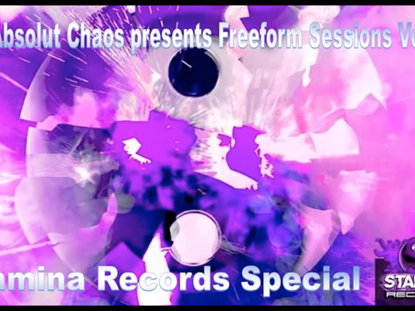 Freeform Sessions Vol.2: Stamina Records Special (Mixed By Absolut Chaos) (2021)