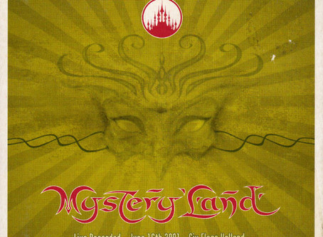 Mysteryland - Live Recorded - June 16th 2001 - Six Flags Holland