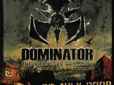 Predator - Dominator 2008 Mix [CD]