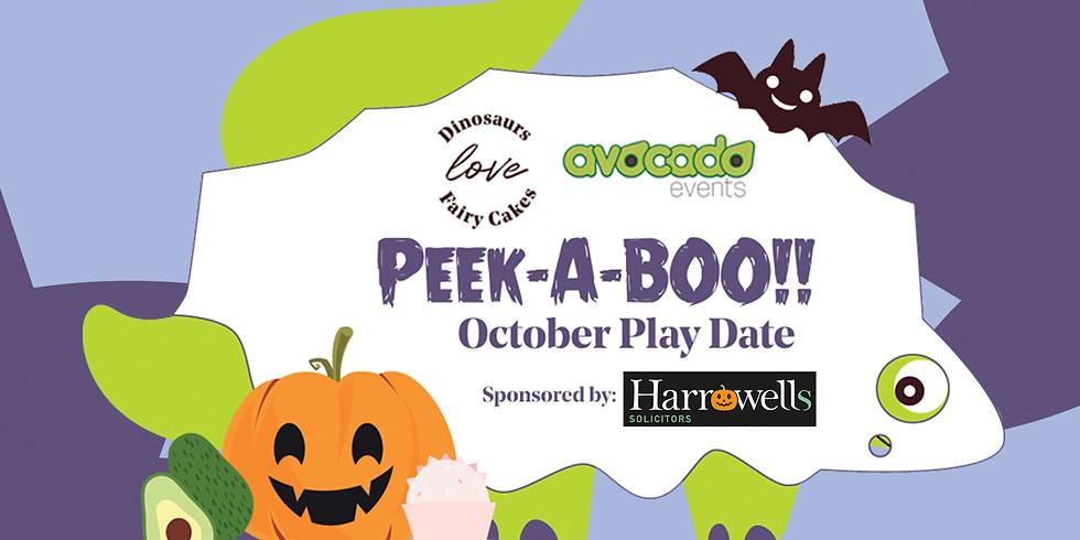 Peek-A-BOO Play Date