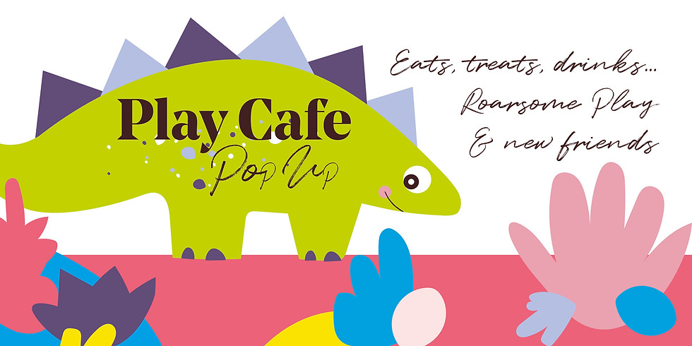 Play Cafe Pop Up