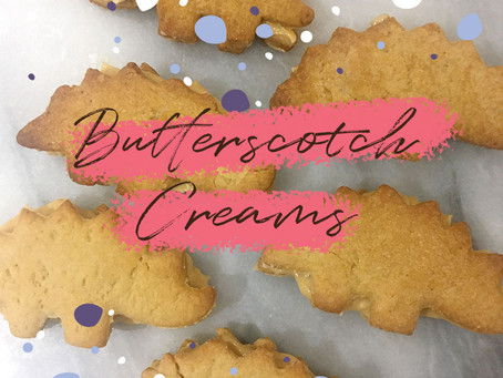 Butterscotch Creams