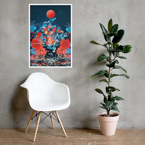 Embera - Framed Art Print