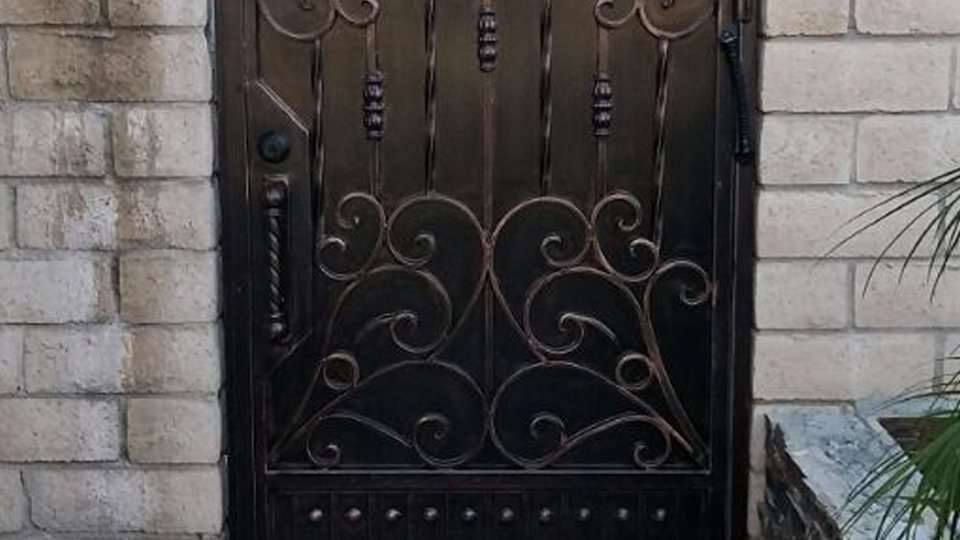 Rancho Cucamonga M01 Gate
