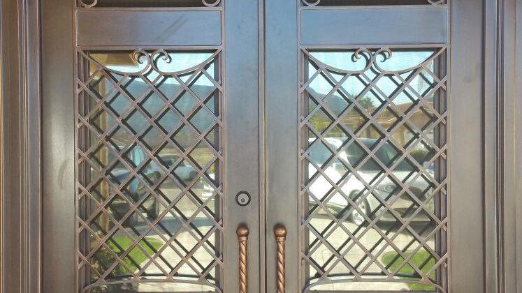 Irvine Door