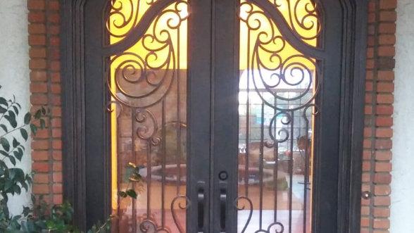 Fallbrook M01 Door