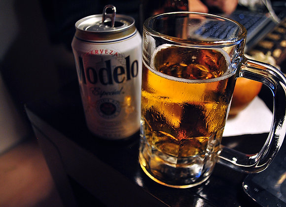 Jarra Cerveza Modelo